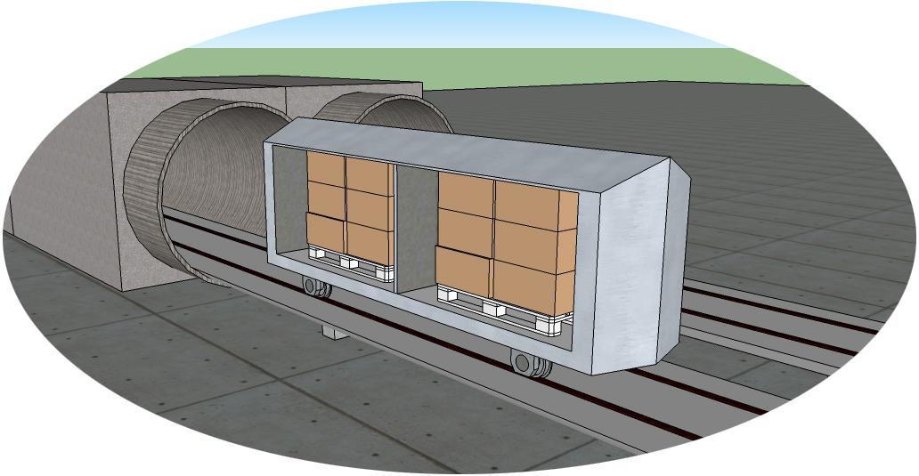 Last Mile Intermodal Solutions